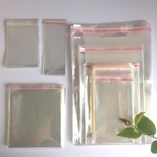 Opp Resealable Bags